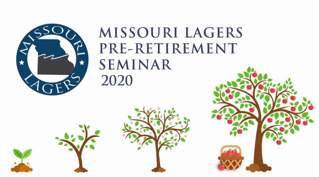 Pre-Retirement Seminar Cover Page of Presentation