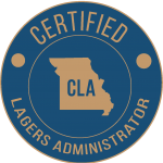 Certified LAGERS Administrator logo